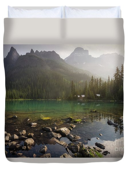 Place Of Wonder Duvet Cover