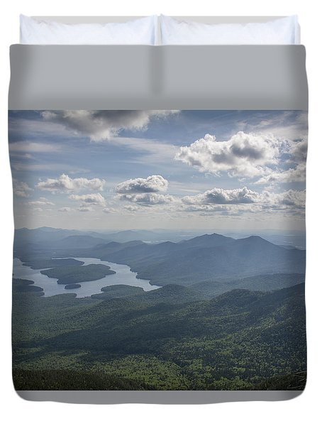 Placid View Duvet Cover
