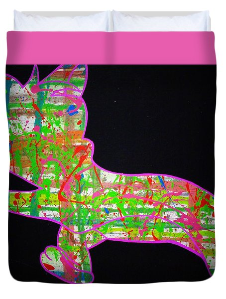 Plaid Duvet Cover