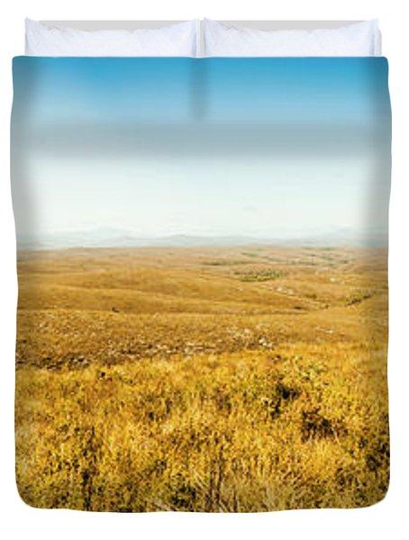 Plain Plains Duvet Cover