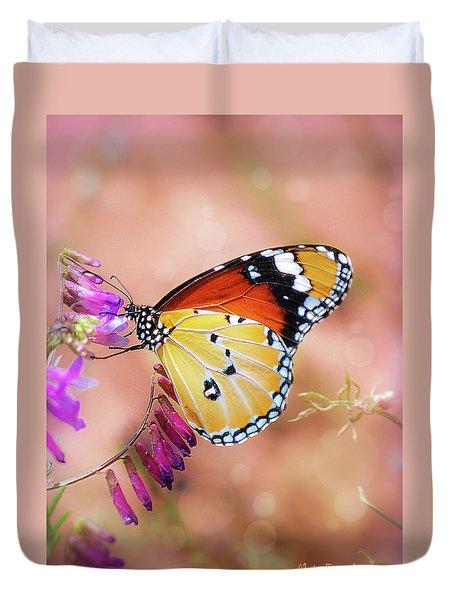 Plain Tiger Duvet Cover