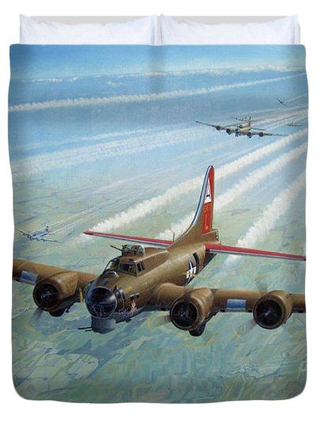 Plane Duvet Cover