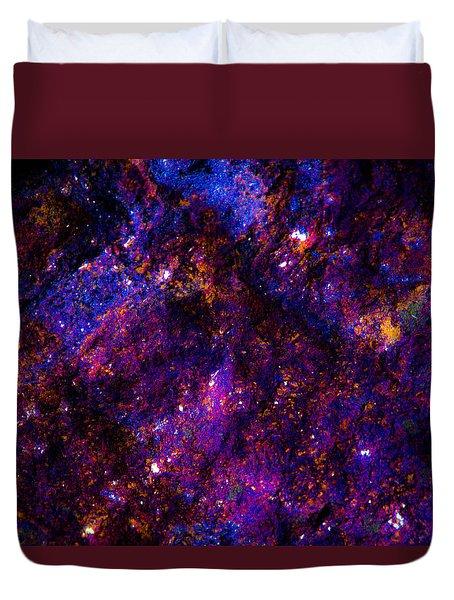 Planetary Sky Duvet Cover