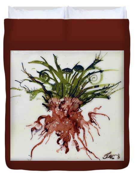 Plant Life 1 Duvet Cover