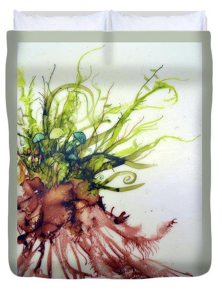 Plant Life #2 Duvet Cover