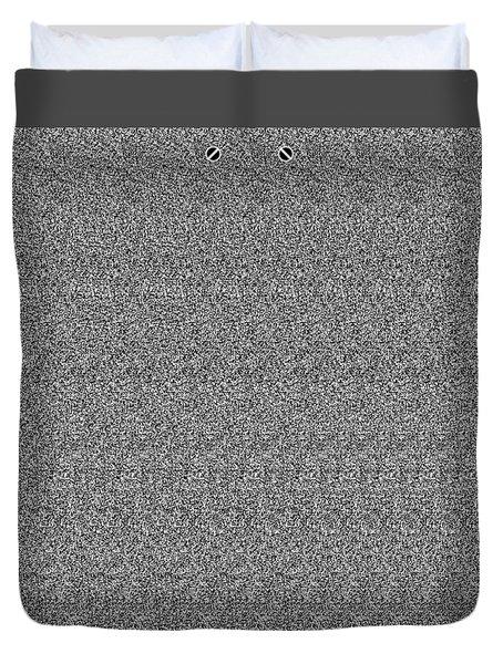 Platform Infinite Duvet Cover