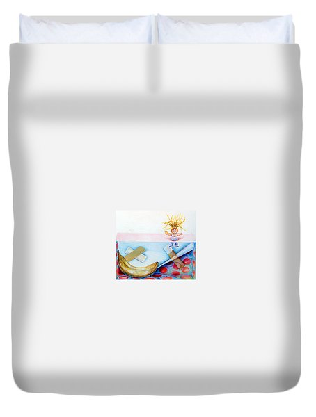 Play Day Duvet Cover