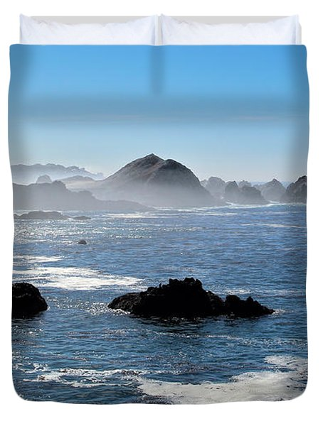 Play Misty For Me Duvet Cover