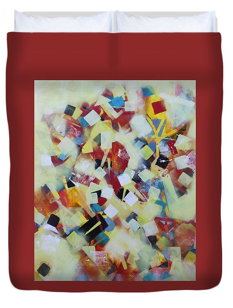 Play Time Duvet Cover