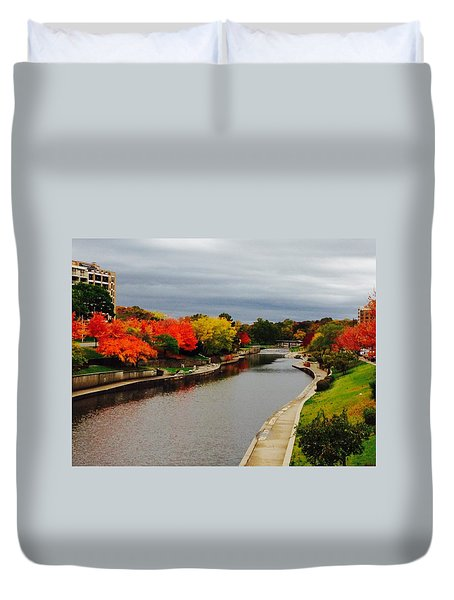 Plaza Colour Pop Duvet Cover
