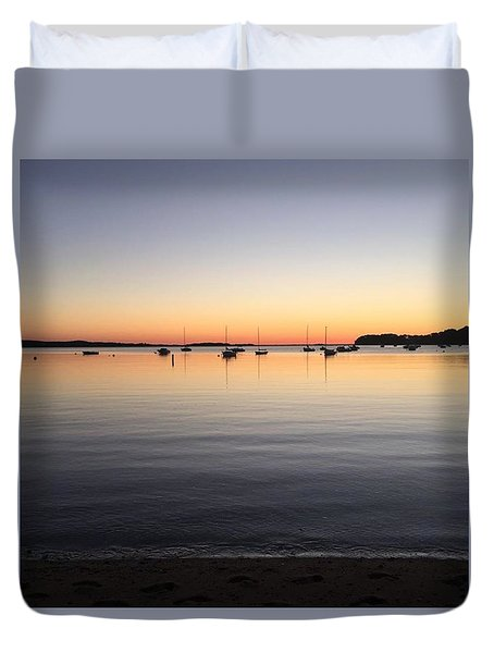 Pleasant Bay Duvet Cover