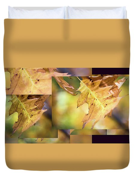 Pleasures Of Autumn -  Duvet Cover