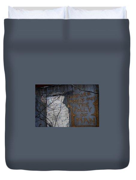 Poignant Duvet Cover