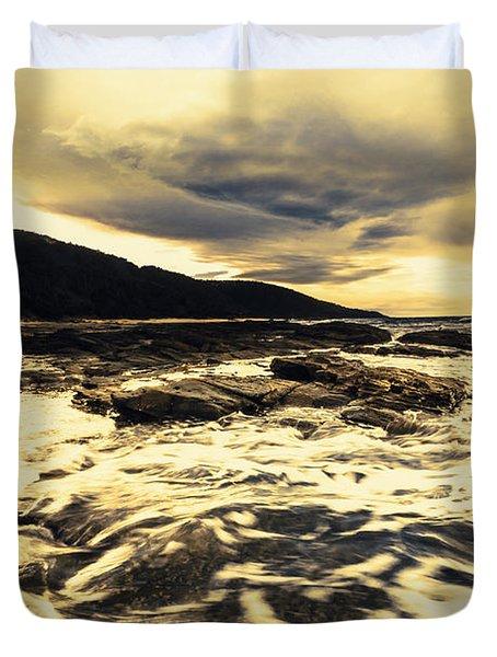 Point Hawdon Ocean Wash Duvet Cover