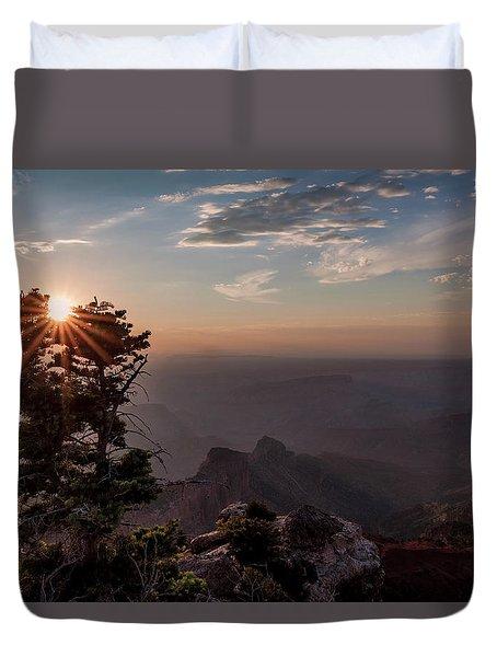 Point Imperial Sunrise Duvet Cover