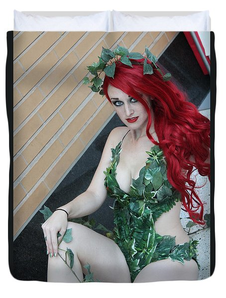 Poison Ivy - Cosplay Duvet Cover