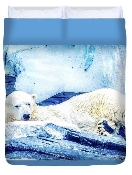 Polar Duvet Cover