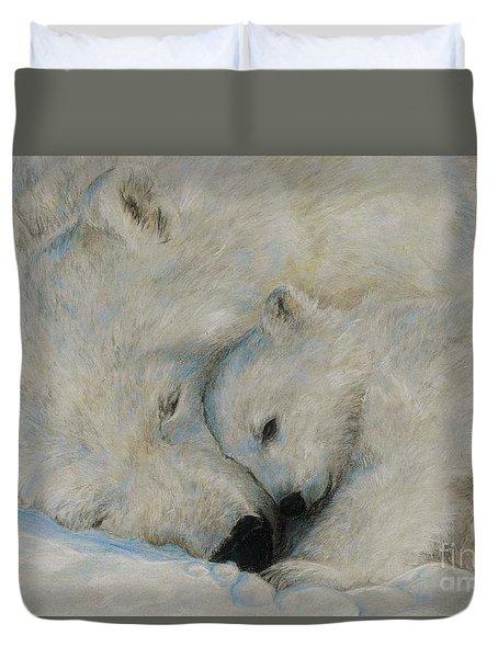 Polar Snuggle Duvet Cover