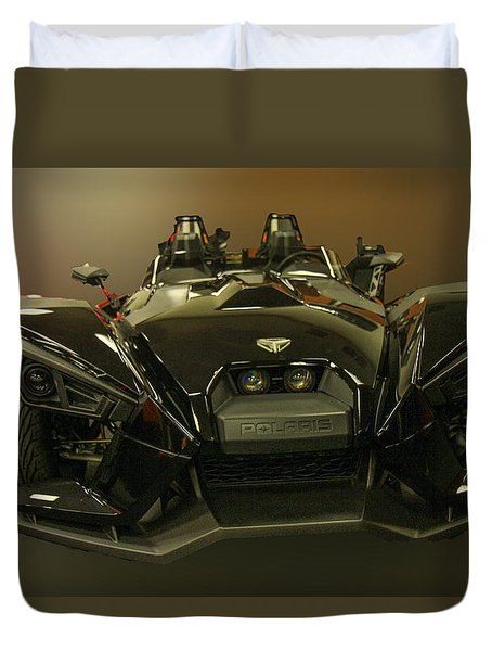 Polaris Slingshot Duvet Cover