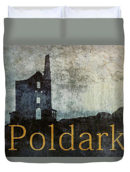 Poldark Duvet Cover by Suzanne Powers