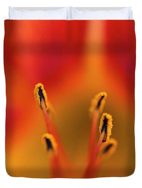 Pollen Duvet Cover