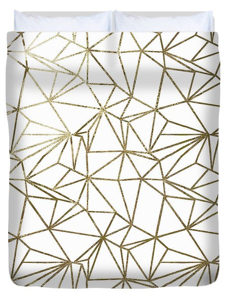 Polly Universe II Duvet Cover
