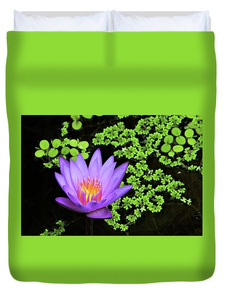 Pond Beauty Duvet Cover