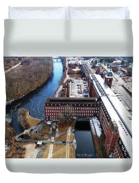 Ponemah Mill Duvet Cover