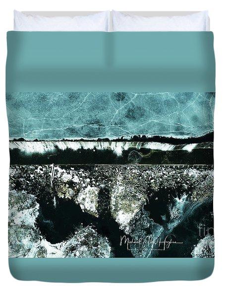 Ponemah Mill Dam Duvet Cover