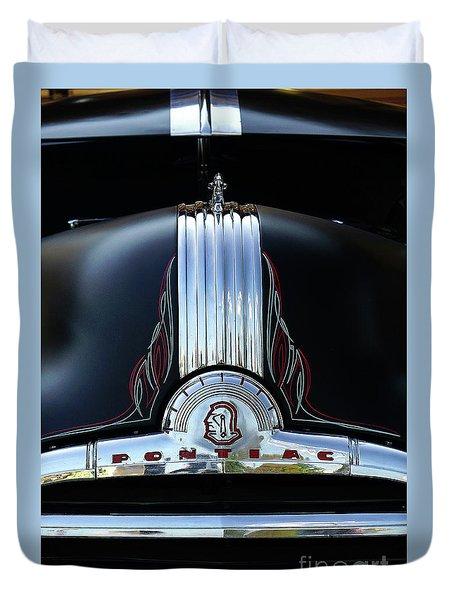 Pontiac Duvet Cover