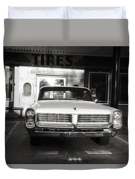 Pontiac Pride Duvet Cover