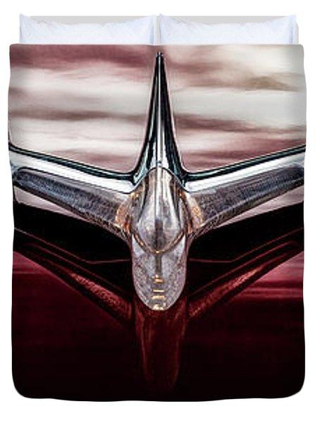 Pontiac Star Chief Duvet Cover