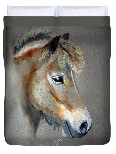 Pony Boy Duvet Cover