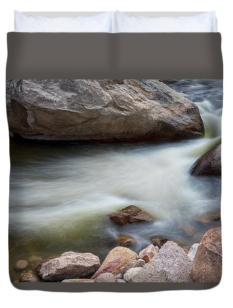 Pool Of Dreams Duvet Cover by James BO Insogna