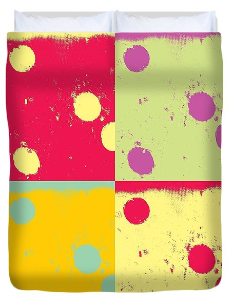 Pop It Duvet Cover