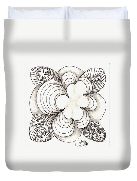 Popcloud Blossom Duvet Cover