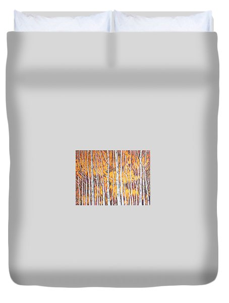 Poplar Forest Duvet Cover