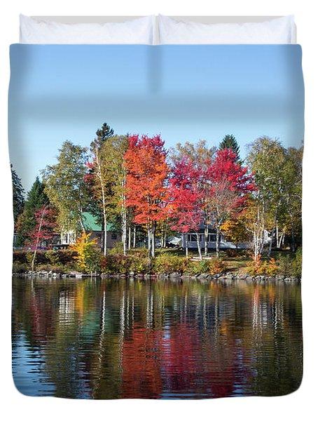 Popping Colors Duvet Cover