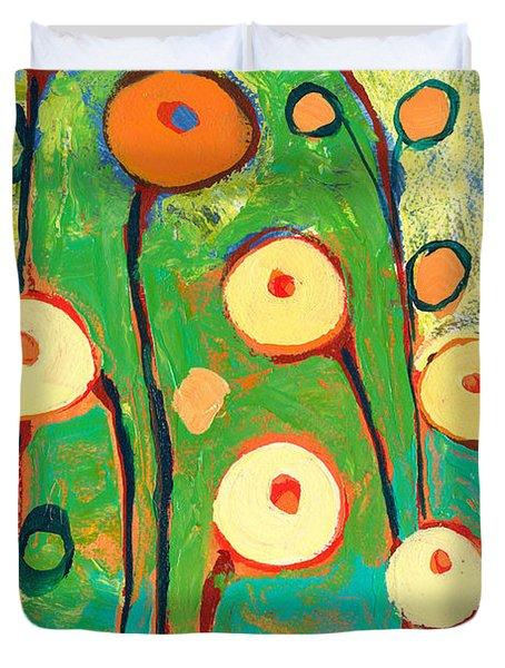 Poppy Celebration Duvet Cover