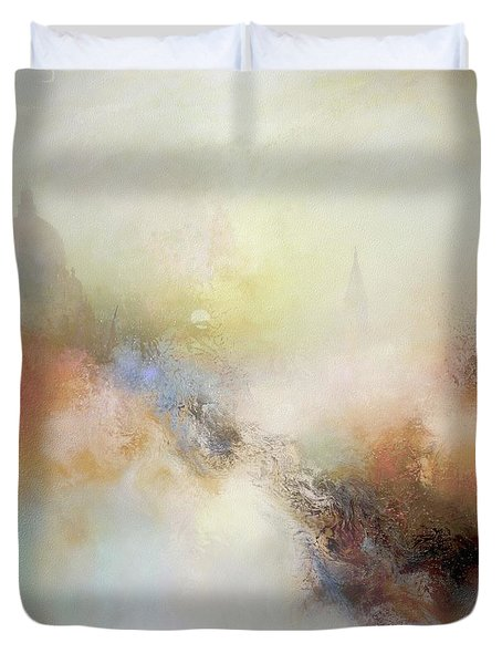 Porcelain Duvet Cover