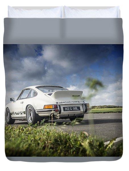 Porsche 2.7 Rs Duvet Cover