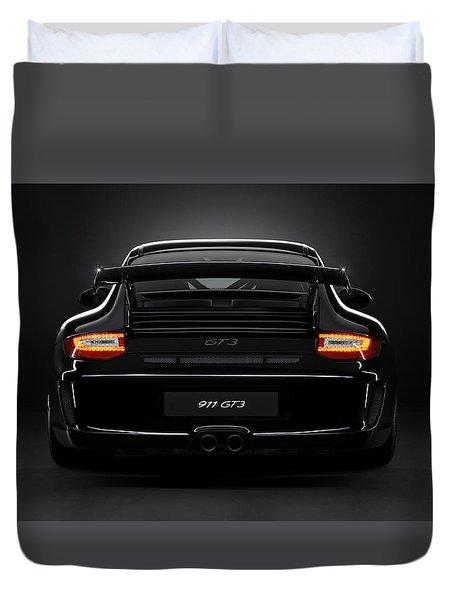 Porsche 997.2 Gt3 Duvet Cover