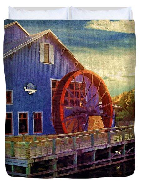 Port Orleans Riverside Duvet Cover by Lourry Legarde