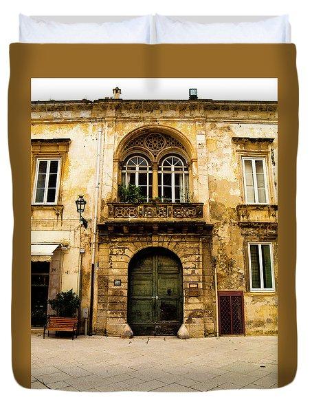 Porta 28 Duvet Cover