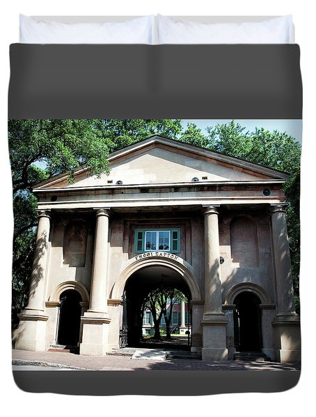 Porter's Lodge Duvet Cover
