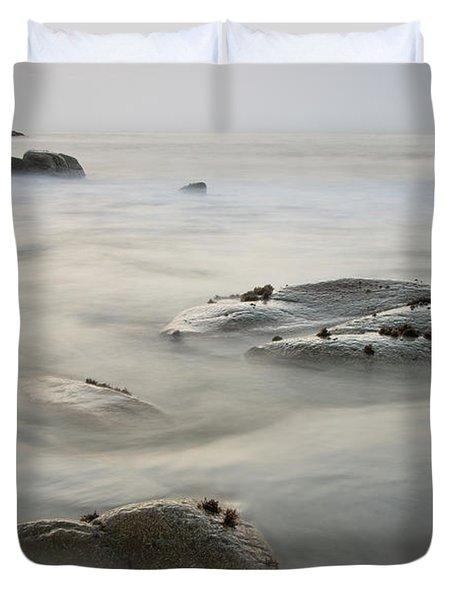 Porthmeor Cove Duvet Cover