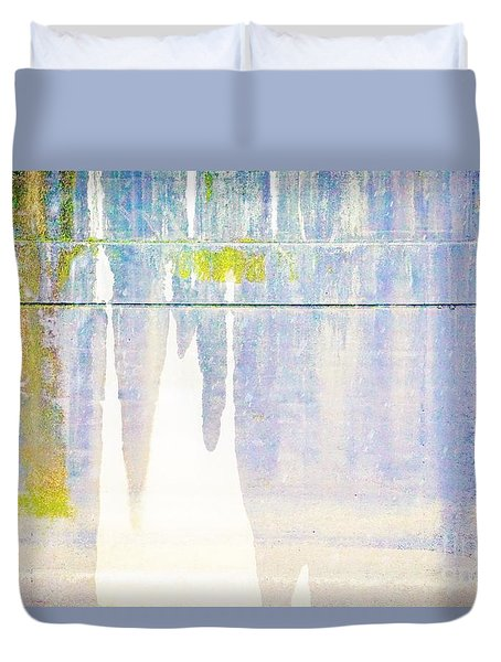 Portland Bridge Support Duvet Cover