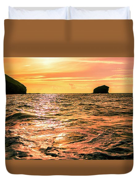 Portreath Duvet Cover