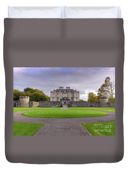 Portumna House  Duvet Cover