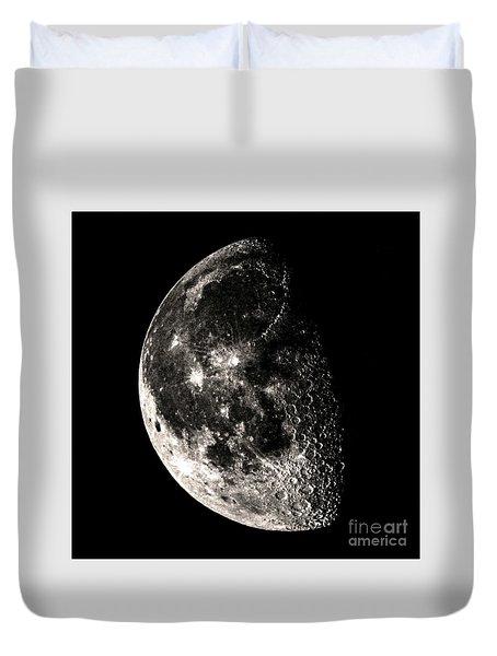 Positive Moon Duvet Cover